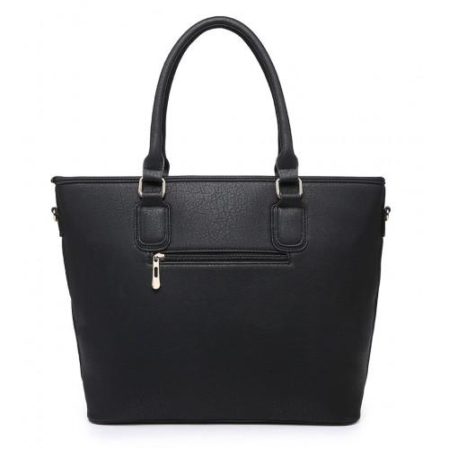 Black School Shoulder Bag