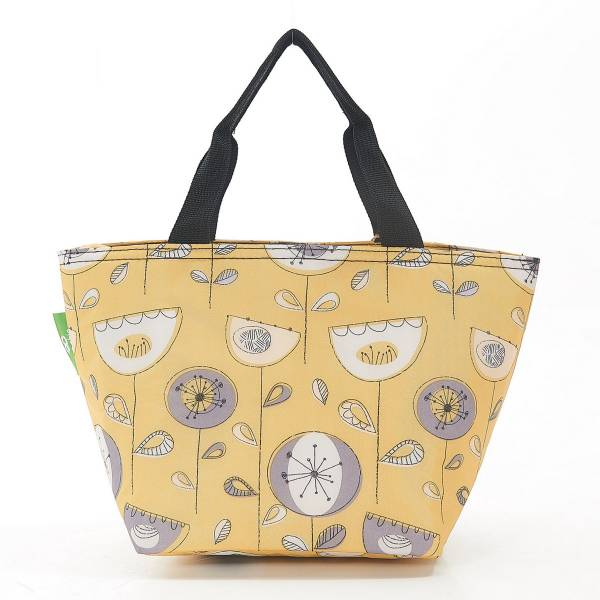 Eco Chic 1950's Flower Cool Bag.