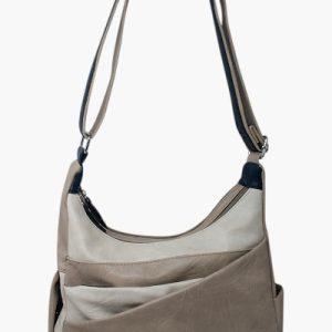 Zip Top Crossbody Bag