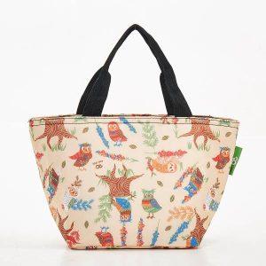 Eco Chic Owl Cool Bag.