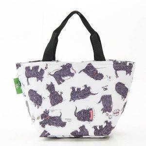 Eco Chic Scatty Scotty Dog Cool Bag.